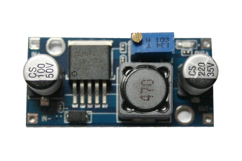DC/DC-Wandler Step-down-Wandler 3A LM2596 Mikrocontroller (0045)