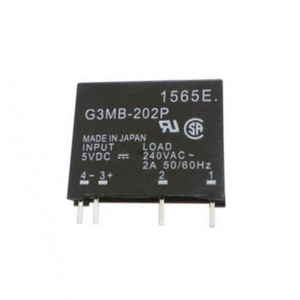 Relais G3MB-202P Halbleiterrelais Solid-State-Relais 5V (0008)