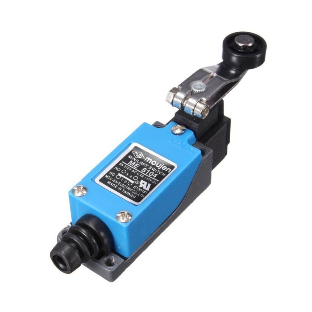 Rollhebelschalter Endschalter Schalter ME-8104 1-Öffner 1-Schließer (0057)