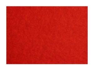 Bastelfilz Filzplatte Filz 20x30cm, Stärke 0,9mm rot (0007)