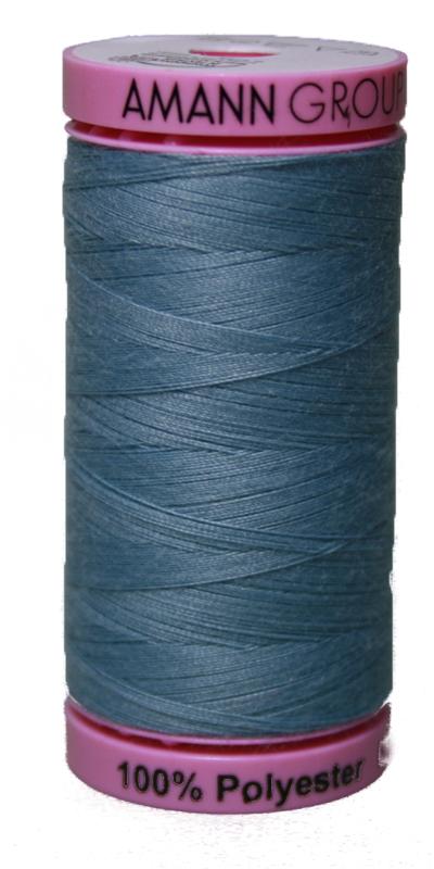 Zwirn 100 % Polyester ASPO PES 120 Amann türkis 500 m (0020)