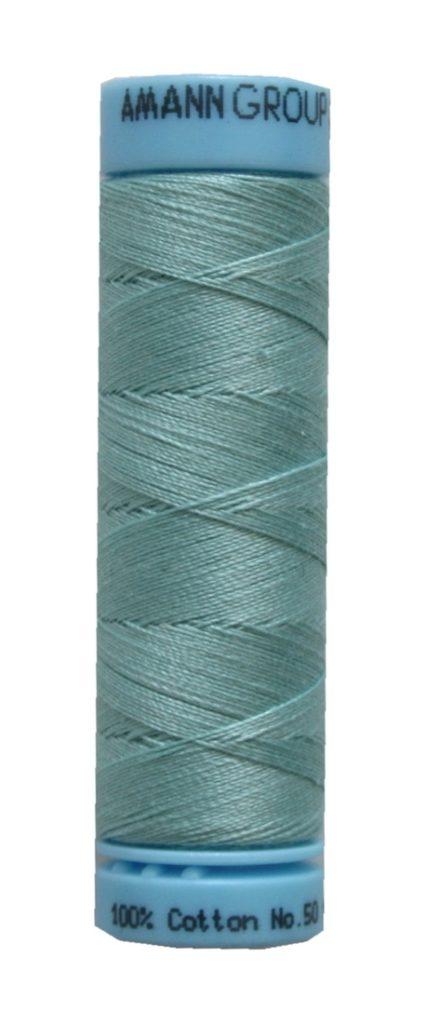 Nähgarn Zwirn TRIANA 100 % Baumwolle 100 m türkis mint (0229)