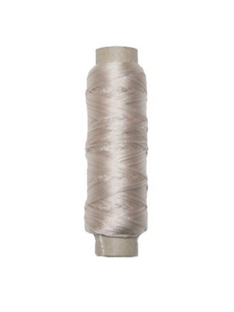 Sattlergarn Zwirn 14x2x3 Polyester 50 m beige Ø 0,3mm (5040)